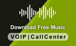 music for VOIP and Call Center